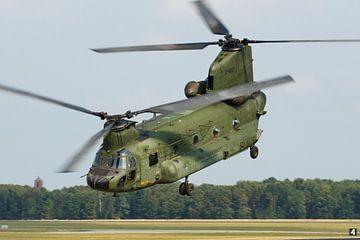 Koninklijke Luchtmacht CH-47 Chinook van