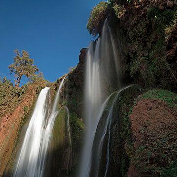 Wasserfall Marokko sur Borg Enders