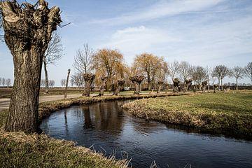 Half Horseshoe Bend in Swalmen, Roermond van Strooptocht.EU
