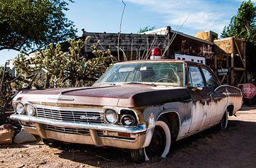 Klassieke Chevrolet van Johan Veenstra