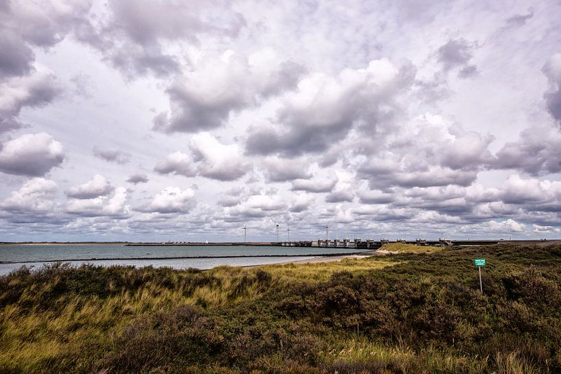 Zeeland Deltawerken van Brian Morgan