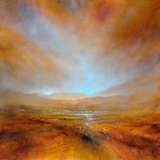 Herbstliches Licht van Annette Schmucker