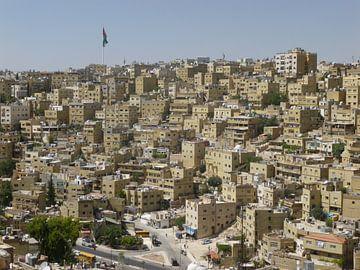 Amman Jordanië van