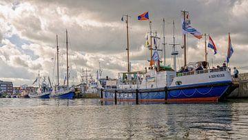 Historische Rettungsboote