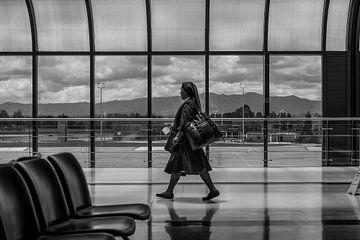 Medellin Airport von Martijn van Egmond