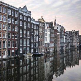 The fluffiest clouds of Amsterdam von Alexander Tromp
