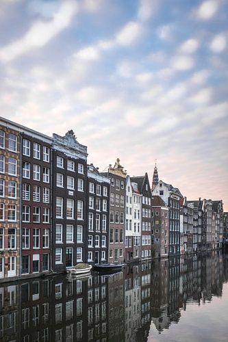 The fluffiest clouds of Amsterdam von