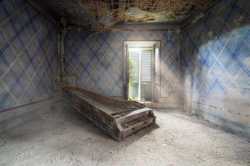 verlassenes Klavier von