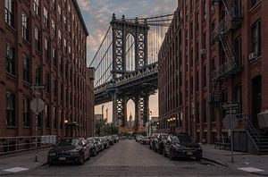 New York classic van
