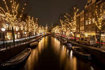 Spiegelgracht Amsterdam von Foto Amsterdam / Peter Bartelings