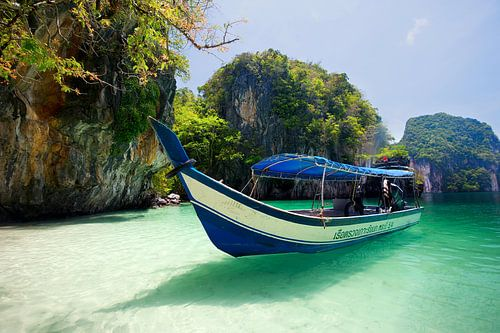 Hong island van