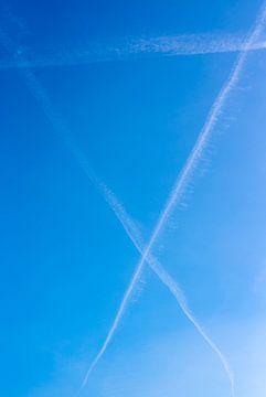 Een kusje vanuit de lucht van Pictorine