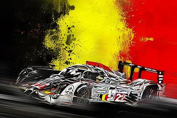 ICKX LEINDERS MARTIN - Le Mans 2011 van Jean-Louis Glineur alias DeVerviers