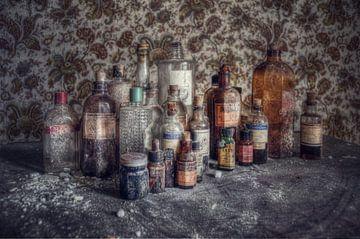 Urbex - Love potions van