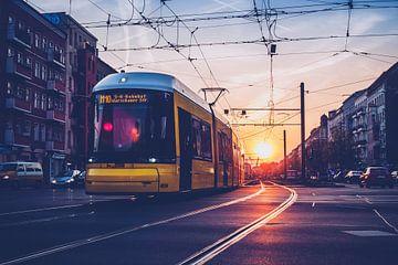 Berlin - Prenzlauer Berg / Danziger Strasse von Alexander Voss