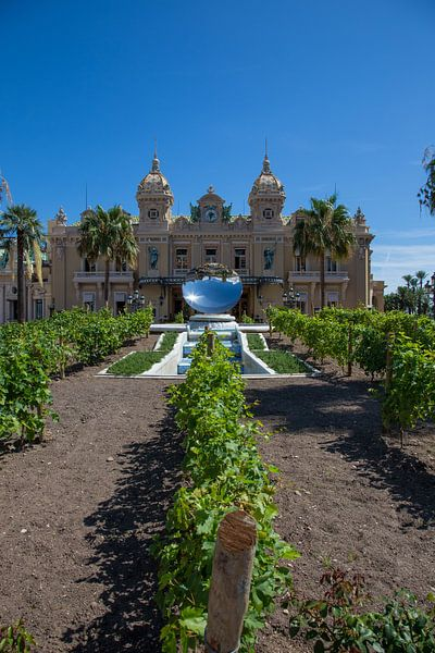 Casino Monaco van Guido Akster