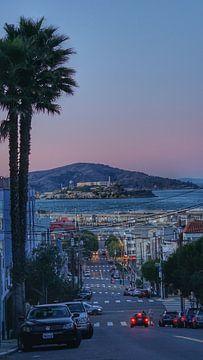Alcatraz, Bucht von San Francisco, USA von Joost Jongeneel
