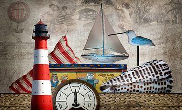 Aan de Noordzeekust van Erich Krätschmer