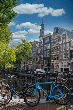 Hartje Jordaan in Amsterdam van Peter Bartelings Photography