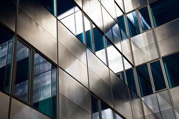 Reflectie op kantoor van Vincent van den Hurk
