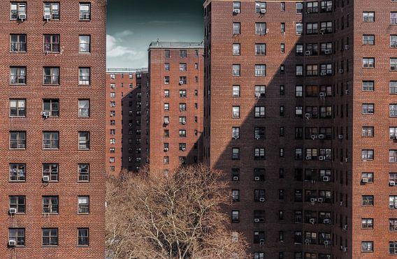 New York Two Bidges Manhattan