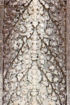 Angkor Wat Reliëf von