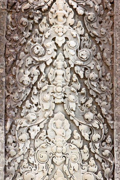 Angkor Wat Reliëf van Dirk Verwoerd