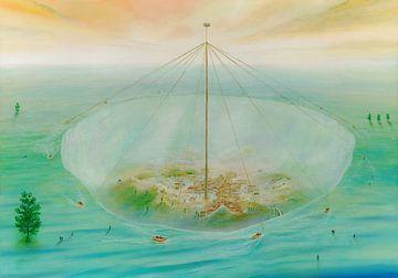 Wasserkarussell von Silvian Sternhagel