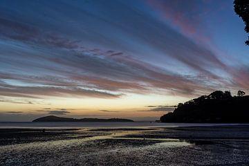 Sonnenuntergang in der Coromandel von Rauwworks