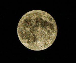 Vlinder maan