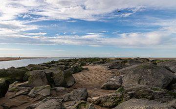 The Coastal reinforcement... van Bert - Photostreamkatwijk