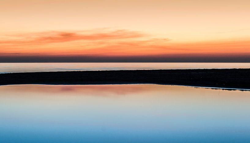 The golden hour van Herbert Seiffert