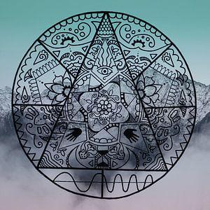 Mandala Mystery van