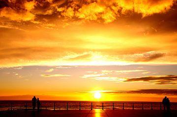 Sunset lovers von Eric Verdaasdonk