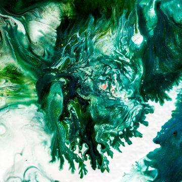 Acryl kunst 2075 van Rob Smit