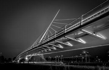 Calatravabrug Hoofddorp von Mario Calma