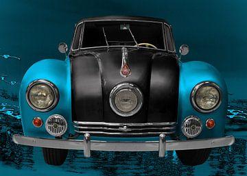 Tatra 87 in blue & black von aRi F. Huber