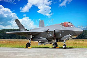F-35 Lightning II van Gert Hilbink