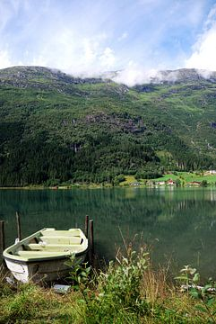 Noorwegen van Jolanda Kraus