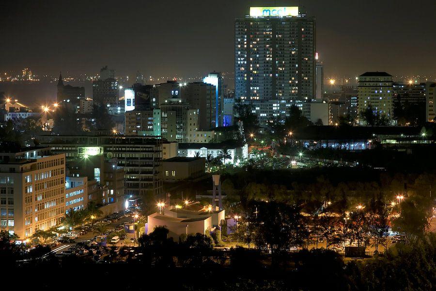 Mozambique / Maputo / Central business district / 2011