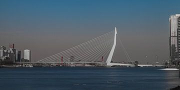 Rotterdam Erasmusbrug van John Ouwens