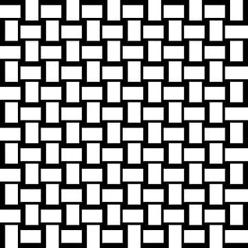 Permutation | ID=09 | V=38-01-1 | 1:1 | 12x12 von Gerhard Haberern