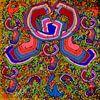 gekleurde abstracte en geometrische vormen van EL QOCH thumbnail