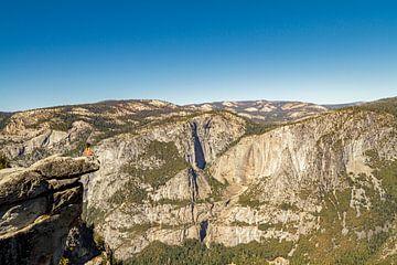 Yoga op Glacier Point van Easycopters