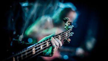Bassist van Johan Breij