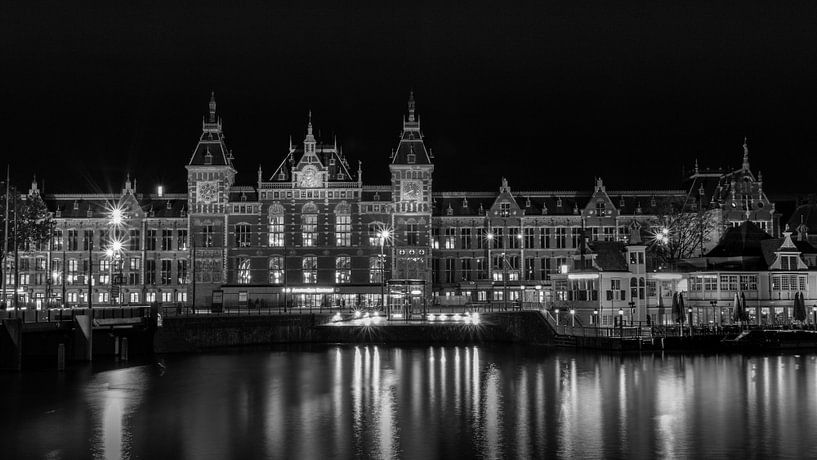 Amsterdam, Centraal Station van Marlous en Stefan P.