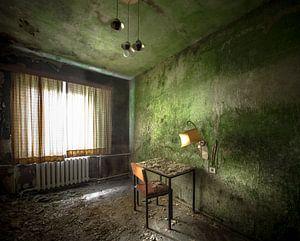 De groene kamer