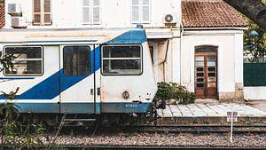 Bahnhof auf Korsika