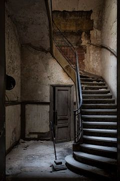 Bureau Stairs van Marius Mergelsberg
