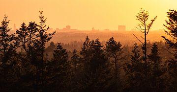 Crête de la colline Utrechtse sur Jeroen Linnenkamp